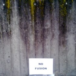 Fusion before